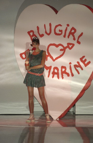 Blugirl at Milan Spring 2003