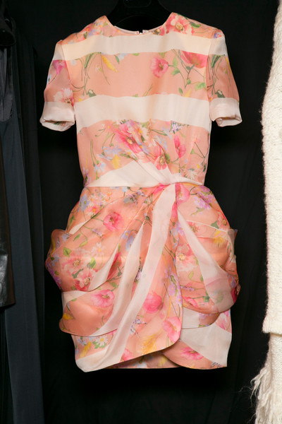 Blumarine Fall 2013 - Backstage