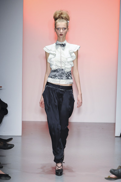 Bora Aksu at London Spring 2011