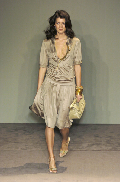 Bottega Veneta at Milan Spring 2005