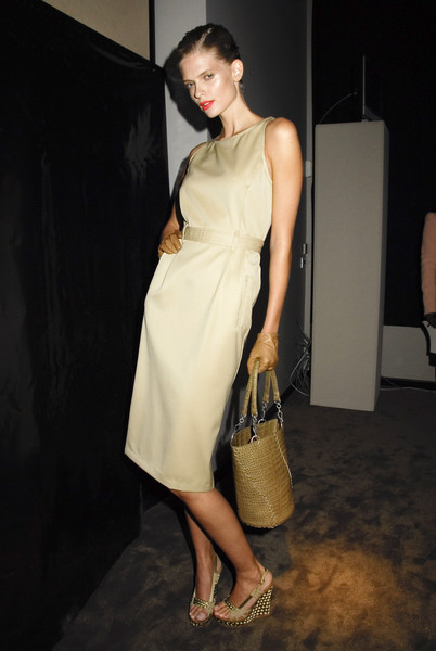 Bottega Veneta Spring 2008 - Backstage