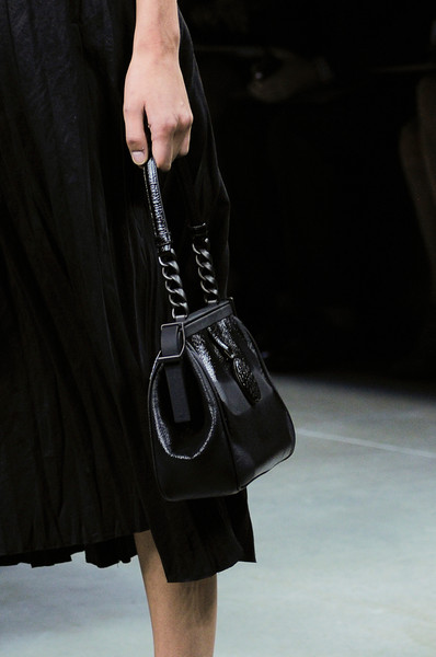 Bottega Veneta at Milan Spring 2014 (Details)