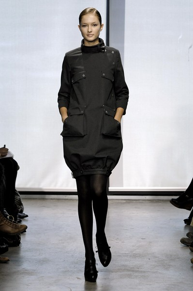 Brian Reyes at New York Fall 2007