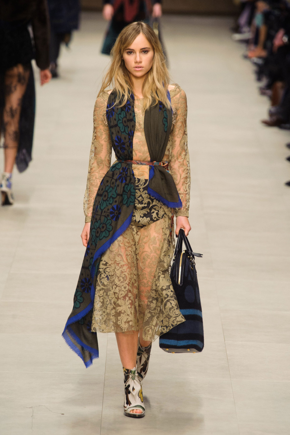 London Fashion Week Fall 2014, Burberry Prorsum