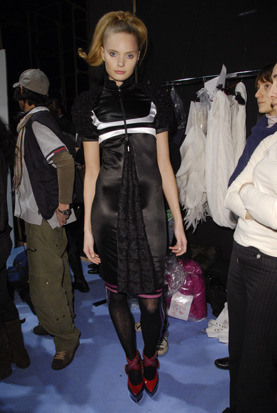 Byblos Fall 2008 - Backstage