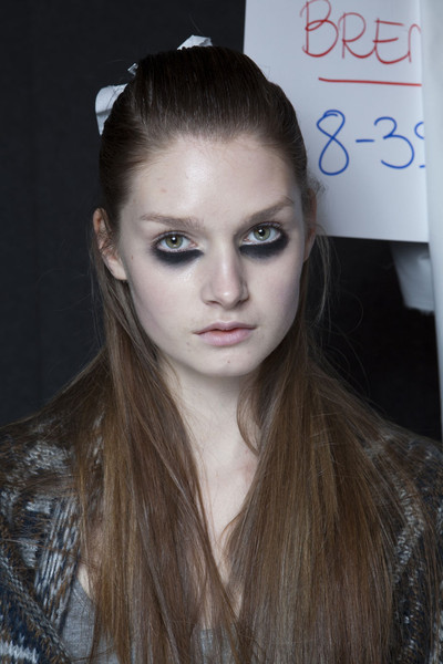 Byblos Fall 2012 - Backstage