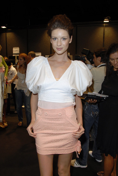 Byblos at Milan Spring 2007 (Backstage)