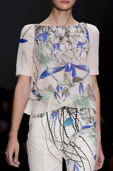 Cacharel at Paris Spring 2013 (Details)