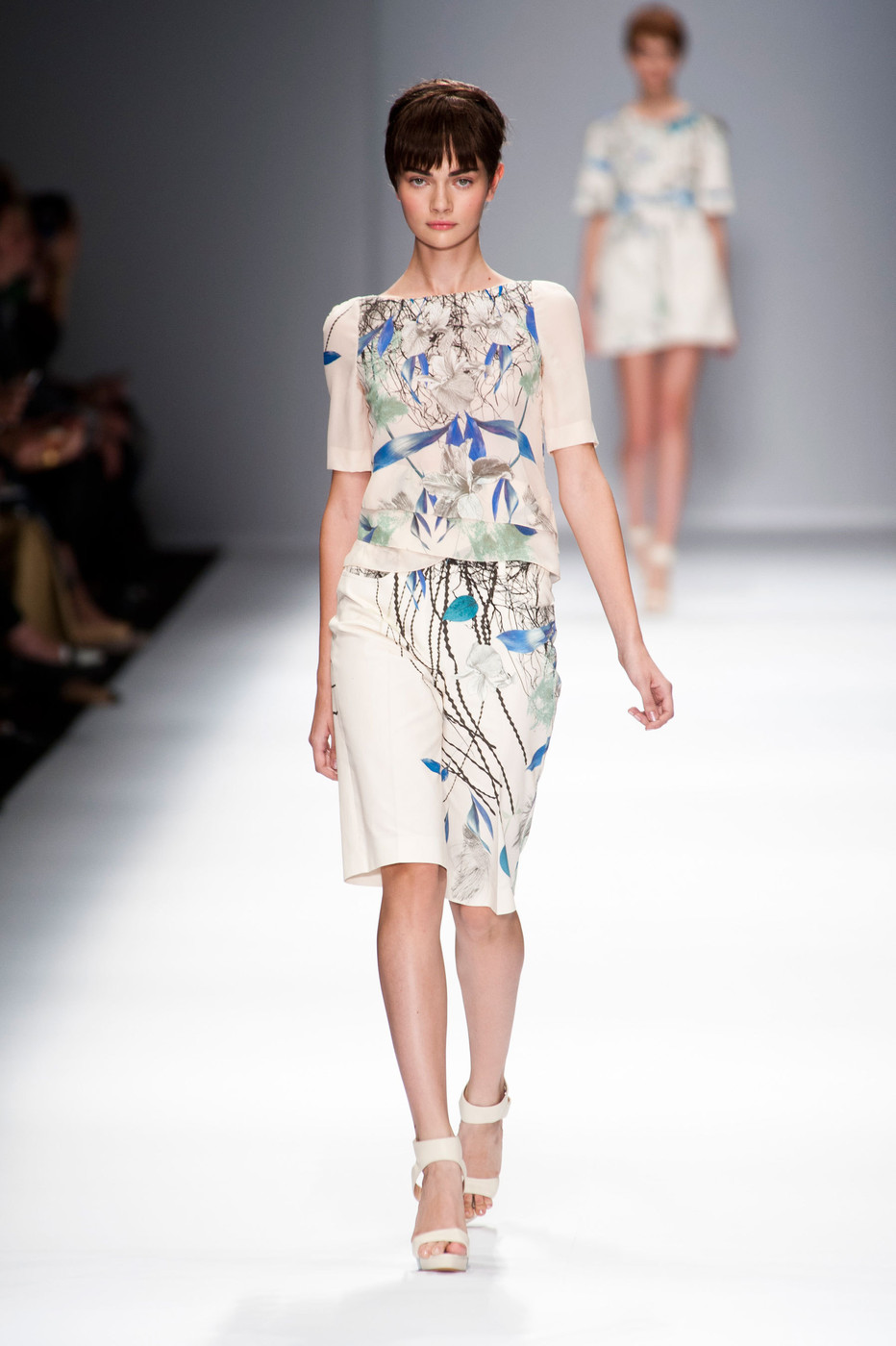 Cacharel at Paris Fashion Week Spring 2013