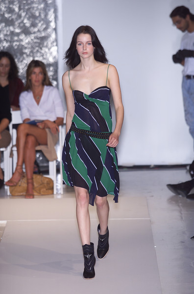 Callaghan at New York Spring 2001