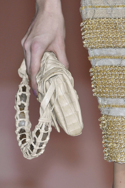 Carolina Herrera at New York Spring 2010 (Details)