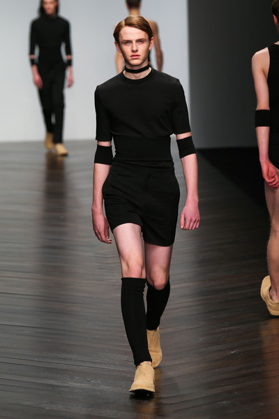 Central Saint Martins MA - Assaf Reeb Fall 2013