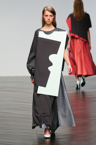 Central Saint Martins MA - Nayoung Moon Fall 2013