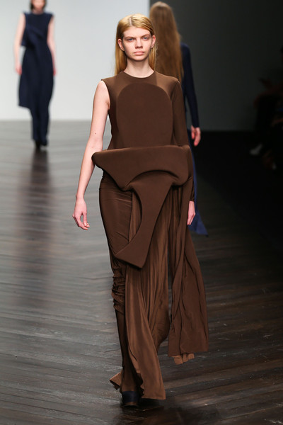 Central Saint Martins MA - Toma Stenko Fall 2013