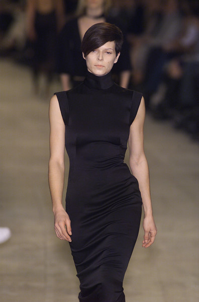 Cerruti at Paris Fall 2001