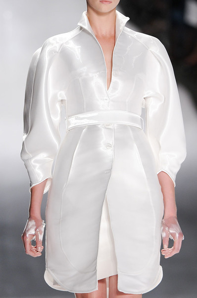 Chado Ralph Rucci at New York Spring 2012 (Details)