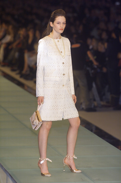 Chanel at Paris Fall 2001
