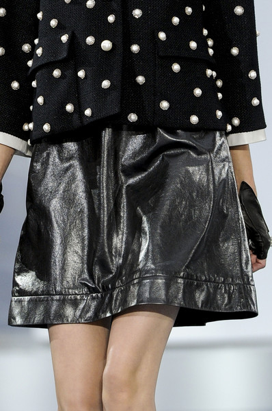 Chanel at Paris Spring 2013 (Details)