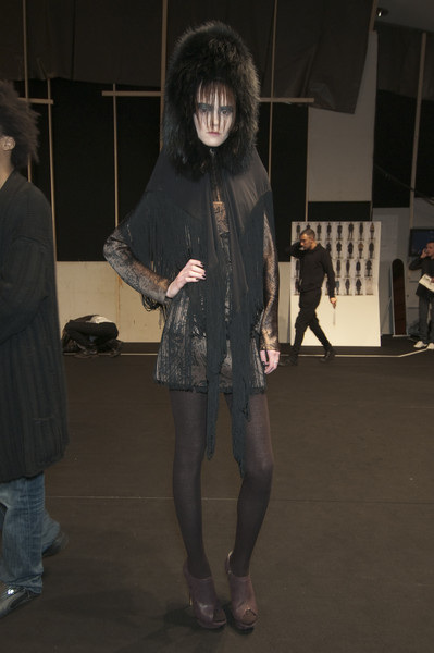Chapurin Fall 2010 - Backstage