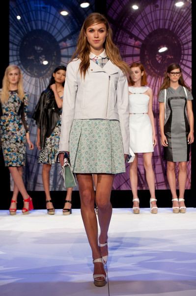 Charlotte Ronson at New York Spring 2014