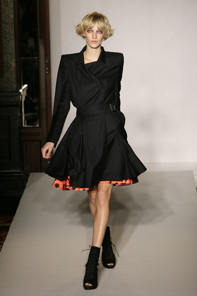 Cher Michel Klein at Paris Spring 2009