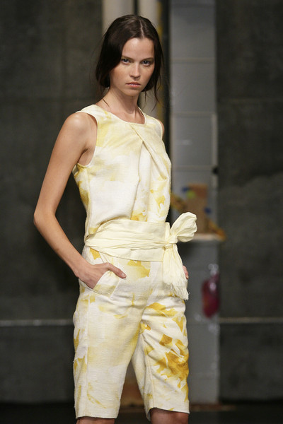 Chris Benz Spring 2009