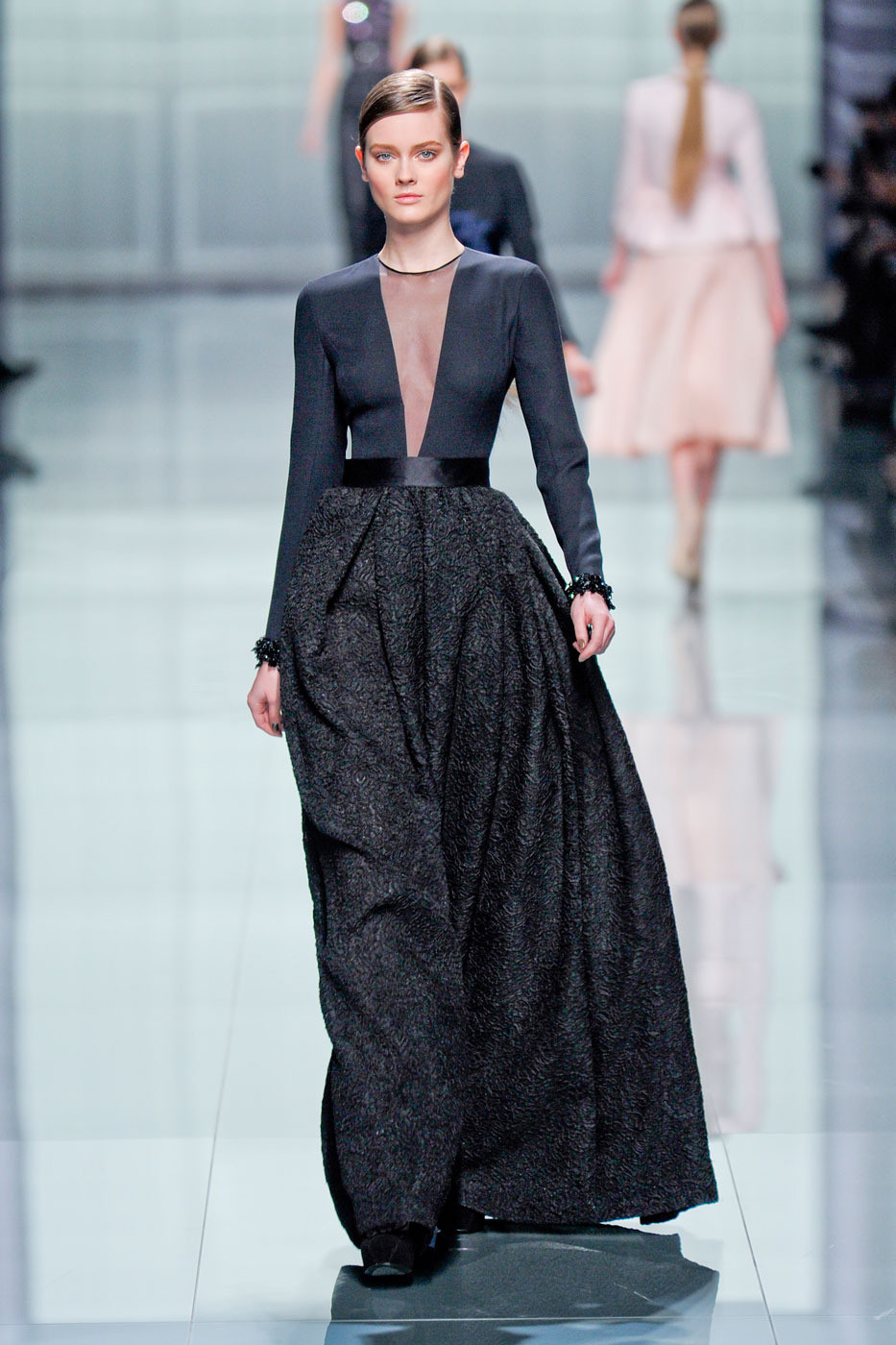 Christian Dior Fall 2012 Runway Pictures