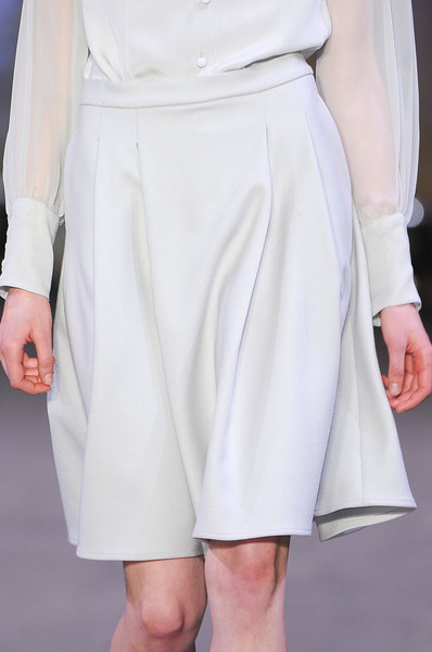 Christian Siriano Fall 2012 - Details
