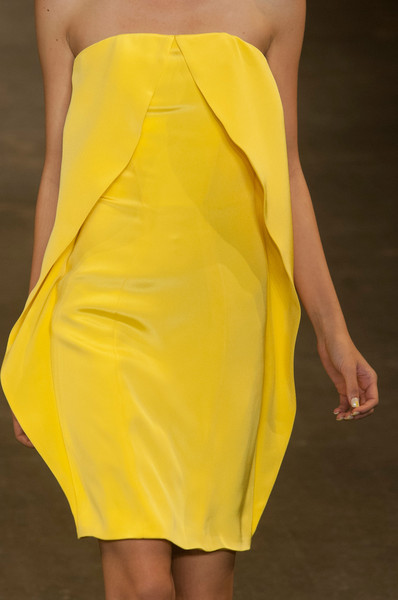 Christian Siriano Spring 2014 - Details
