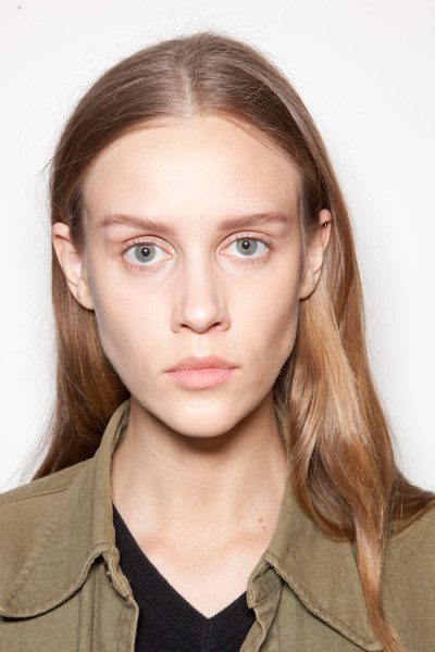 Christopher Kane Fall 2012 - Backstage