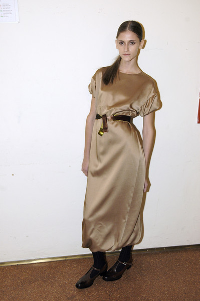 Cividini Fall 2007 - Backstage