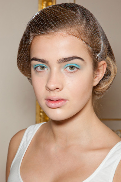 Clements Ribeiro Spring 2013 - Backstage