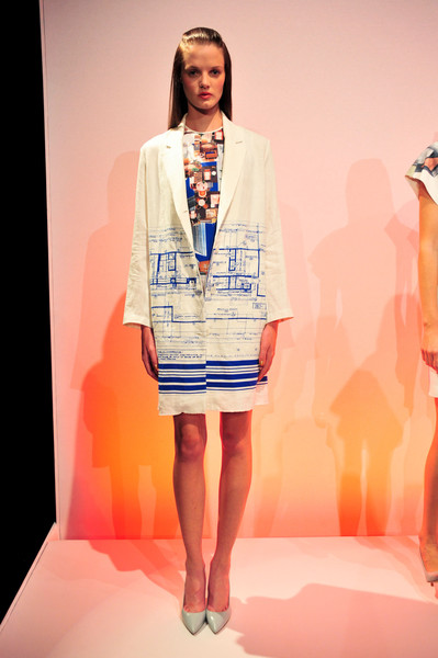 Clover Canyon at New York Spring 2014