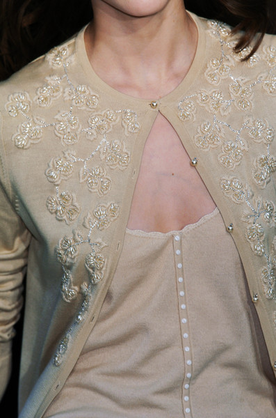 Collette Dinnigan Fall 2005 - Details