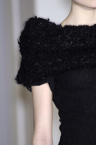 Collette Dinnigan Fall 2009 - Details