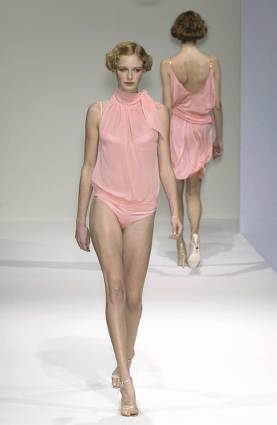 Collette Dinnigan Spring 2004