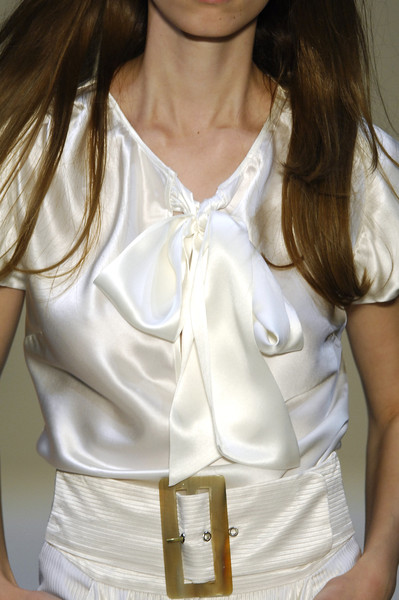 Collette Dinnigan Spring 2008 - Details