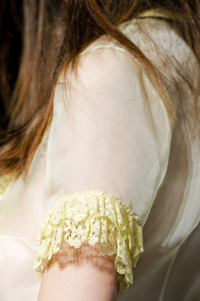 Collette Dinnigan Spring 2011 - Details