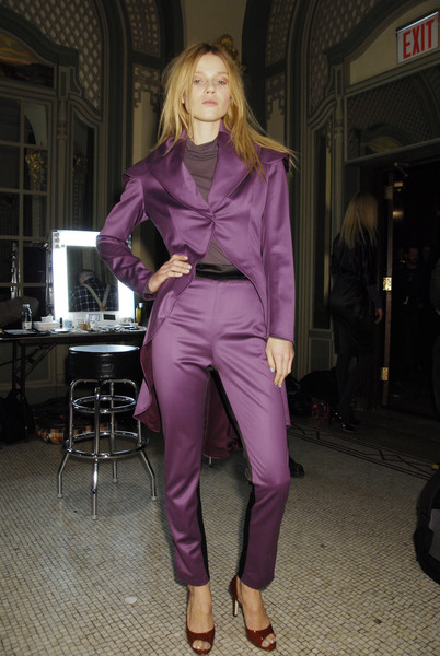 Costello Tagliapietra at New York Fall 2008 (Backstage)