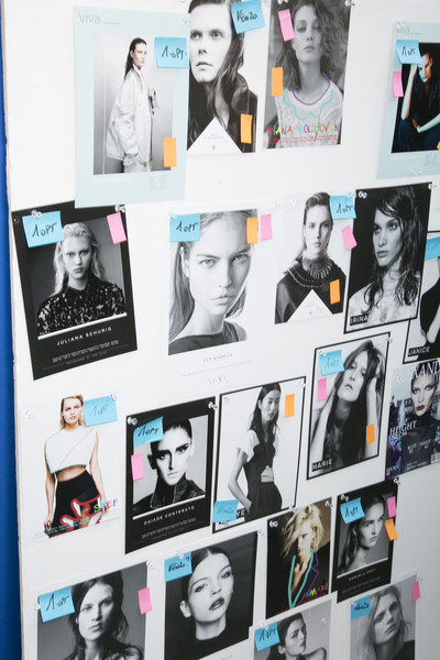 Costume National Fall 2013 - Backstage