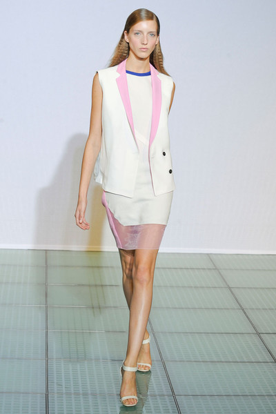 Costume National at Paris Spring 2012