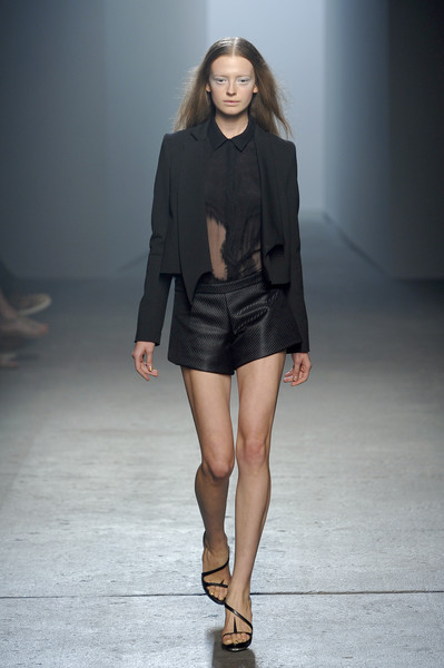 Cushnie et Ochs at New York Spring 2011