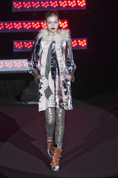 Custo Barcelona at New York Fall 2011