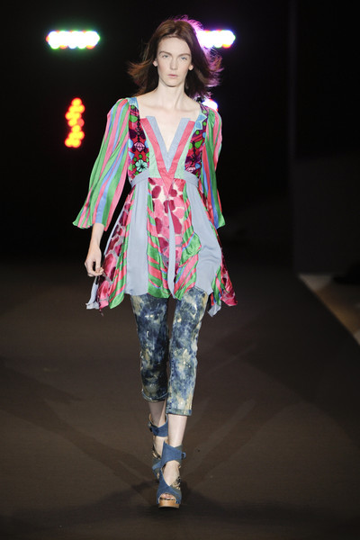 Custo Barcelona at New York Spring 2011