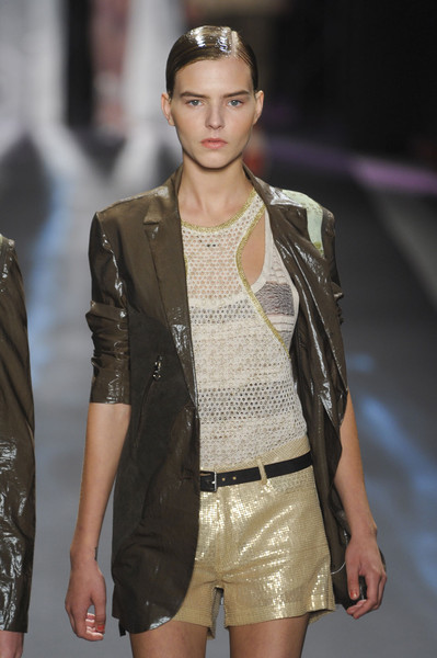 Custo Barcelona at New York Spring 2012