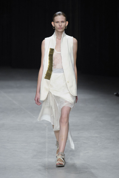 Damir Doma at Paris Spring 2012