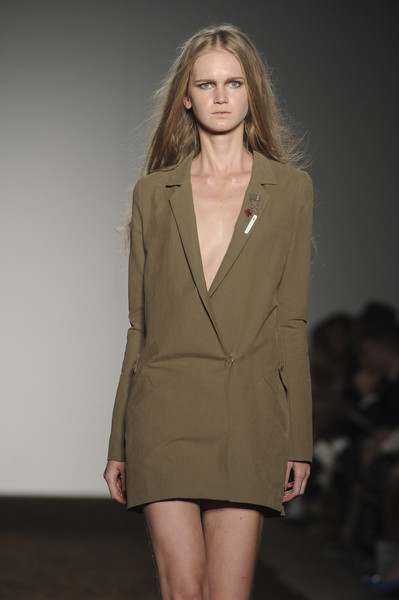 Daniel Vosovic at New York Spring 2011