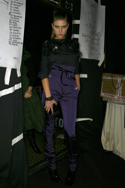 Diesel Black Gold Fall 2007 - Backstage