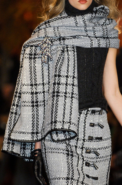 Douglas Hannant at New York Fall 2012 (Details)