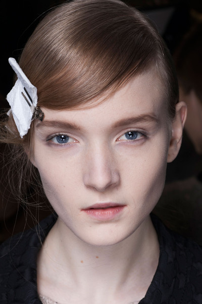 Dries Van Noten Fall 2013 - Backstage